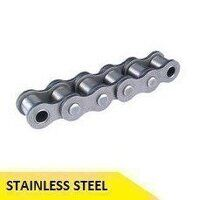 08B1-SS Roller Chain 5 Meter Box - Stainless Steel...