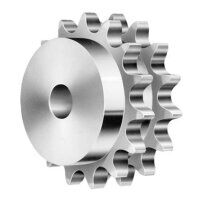 4DR16 Pilot Bore Chain Sprocket 08B2