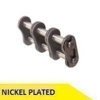 08B3-NP 1/2inch Pitch Connecting Link - Nickle Plated (Dunlop)