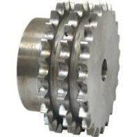 4TR08 Pilot Bore Chain Sprocket 08B3