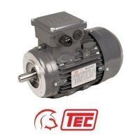 0.55kW 4 Pole B14 Face Mounted ATEX Zone 2 Aluminium Motor