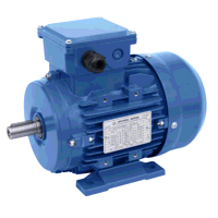 0.66kW/0.45kW 4 & 6 Pole Constant Torque Two Speed B3 Foot Mount Motor