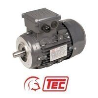 0.75kW 2 Pole B14 Face Mounted ATEX Zone 2 Aluminium Motor