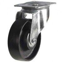 100DR4CIB 100mm Cast Iron Wheel Castor - Swivel