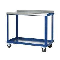 Tool Trolley - Top and Base with Castors...