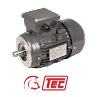 11kW 2 Pole B14 Face Mounted ATEX Zone 2 Aluminium Motor