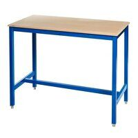 1500x600mm Medium Duty Workbench - MDF T...