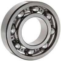 16016 Budget Open Ball Bearing 80mm x 125mm x 14mm