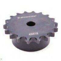 20B1-18 Simplex Pilot Bore Sprocket