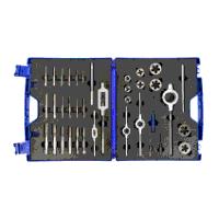 1/4inch - 1inch BSW HSS Tap & Die Set (6960009)