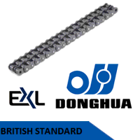 20B2 Roller Chain 5 Meter Box (Donghua EXL High Quality)
