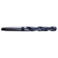 25.00mm HSCo MTS3 Taper Shank Drill DIN345 (Pack of 1)