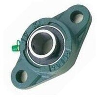 SFT30EC RHP 30mm Flanged Bearing (Flat Back Eccentric Locking Collar Insert)
