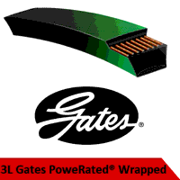 3L220K 6722 Gates PoweRated Belt (Please enquire for product availability/lead time)