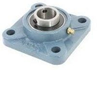 SF40A RHP 40mm Flanged Bearing (Flat Back Set Scre...
