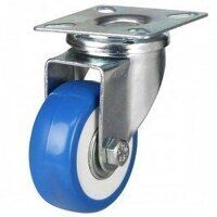 50AG4BEPVCBJ Poly on Nylon with Pressed Steel Bracket - Swivel