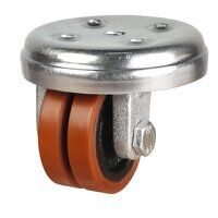 50NB2LLPT 50mm Swivel Low Level Castor