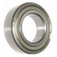 6000-2ZR FAG Shielded Ball Bearing