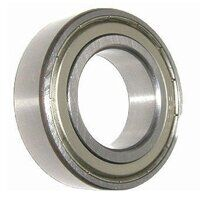 61802-ZZ Dunlop Shielded Thin Section Ball Bearing