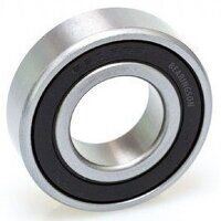 61807-2RS Dunlop Sealed Thin Section Ball Bearing ...