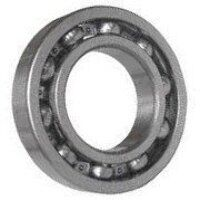 61901 Dunlop Open Thin Section Row Ball Bearing