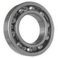 61907 Dunlop Open Thin Section Row Ball Bearing