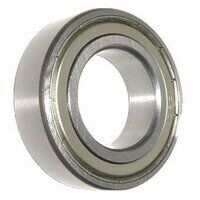 61909-ZZ Dunlop Thin Section Shielded Ball Bearing