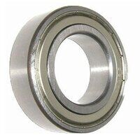 6201-1/2-ZZ Budget Shielded Ball Bearing 1/2inch x...