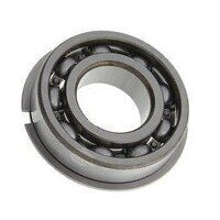 6201 NR SKF Open Ball Bearing with Snap Ring Groov...
