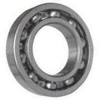 6207 Dunlop Open Ball Bearing