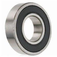 6302-2NSE9C3 Nachi Sealed Ball Bearing (C3 Clearance)