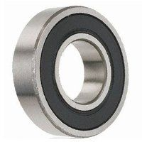 6312-2NSE Nachi Sealed Ball Bearing 60mm x 130mm x 31mm
