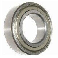 6312-ZZEC3 Nachi Shielded Ball Bearing (C3 Clearance) 60mm x 130mm x 31mm