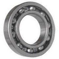 6312 Dunlop Open Ball Bearing 60mm x 130mm x 31mm