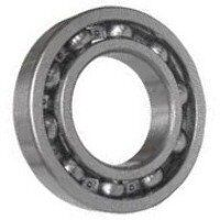 6321 Nachi Open Ball Bearing 105mm x 225mm x 49mm