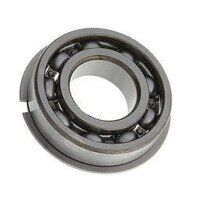 6413 NR SKF Open Ball Bearing with Snap Ring Groove