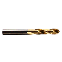 7/32inch HSCo TiN Stub Drill DIN1897 (Pack of 1)