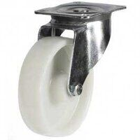 80DR4PPB 80mm Polypropylene Wheel Castor - Swivel