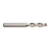 8.70mm HSCo Worm Pattern Stub Drill DIN1897 (Pack ...