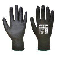 A120 PU Palm Glove - Pack of 24 (Black / XSmall / R)