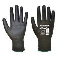 A120 PU Palm Glove - Pack of 48 (Black / Large / R...