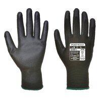 A120 PU Palm Glove - Pack of 48 (Black / XSmall / R)