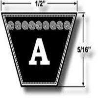 A20 V Belt (Dunlop)