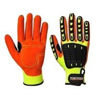 A721Y1RM Portwest Anti-Impact Grip Glove...