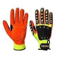 A721Y1RS Portwest Anti-Impact Grip Glove...