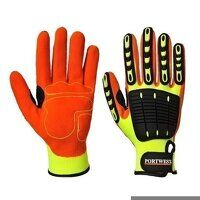 A721Y1RXXL Portwest Anti-Impact Grip Glo...