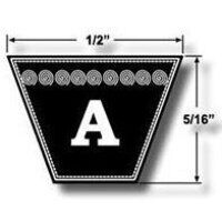 A93 V Belt (Continental Contitech)
