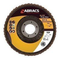 ABFA115B080 115mm x 22mm Aluminium Oxide Disc - 80...