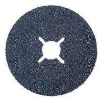ABFD125100Z 125mm x 22mm Abracs Zirconium Fibre Sanding Disc - 100 Grit (Pack of 25)