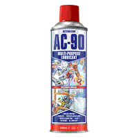 AC-90 Action Can CO2 Multi-Purpose Lubricant 250ml - Pack of 15